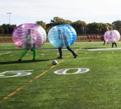 Amsterdam Bubble Football