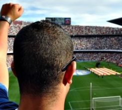 Barcelona Football Match Tickets