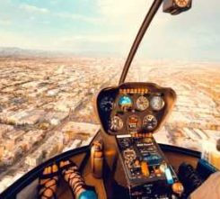 Barcelona Helicopter Tour