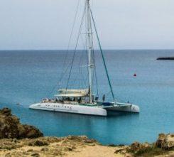 Benidorm Catamaran