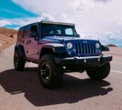 Benidorm Jeeps