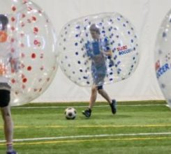 Berlin Bubble Football Indoor