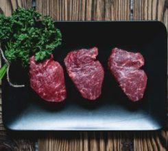Bratislava Steak Dinner