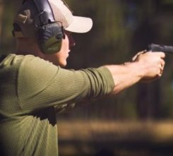 Bucharest Glock Carbine Shooting
