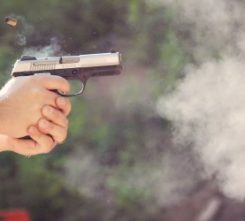 Bucharest Pistol Shooting