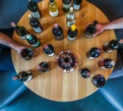 Cologne Sparkling Wine Tasting
