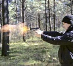 Hamburg Handguns Shooting