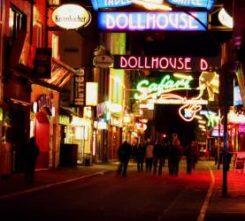 Hamburg Red Light District Tour
