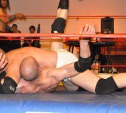 Hamburg Wrestling Training