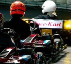 Kiev Indoor Go Karting