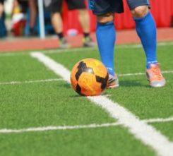 Prague Football Match