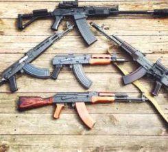 Prague Kalashnikov Shooting