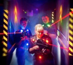 Prague Laser Tag