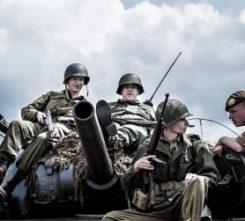 Prague Tank Ride