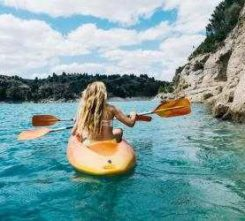 Sofia Double Kayak Rafting