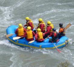 Sofia White Water Rafting