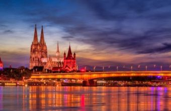 Stag Destination Cologne